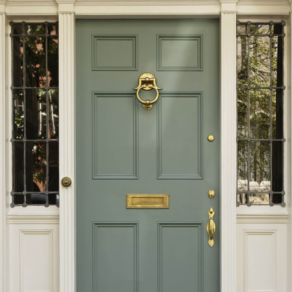 Coil Coating Doors - Coated Painted Laminated Materials For Residential Entry Door