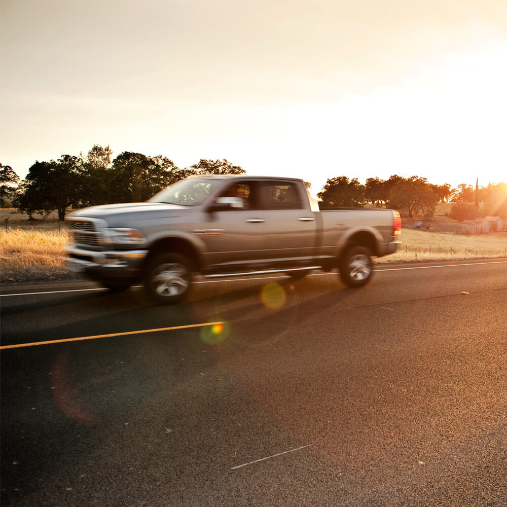 Quiet Steel - Ford Quietest Pickup Motor Trend Truck of the Year Award