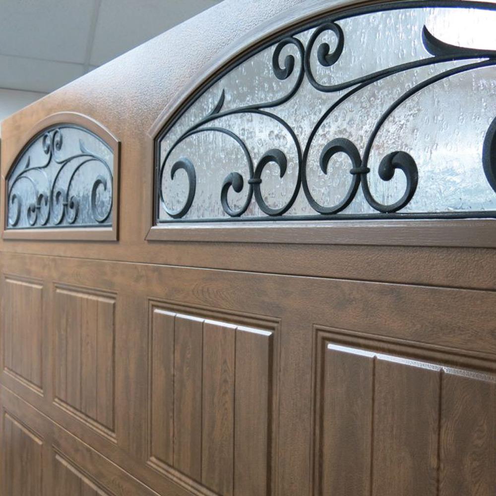 Construction Industry Specialty Coatings And Metal Laminates Metal Garage Door