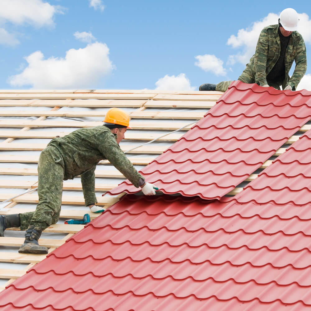 Construction Industry Specialty Coatings And Metal Laminates Metal Architectural Roofing Panels