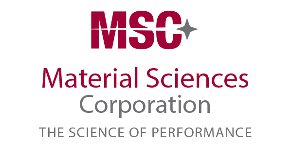 Material Sciences Corporation MSC Logo
