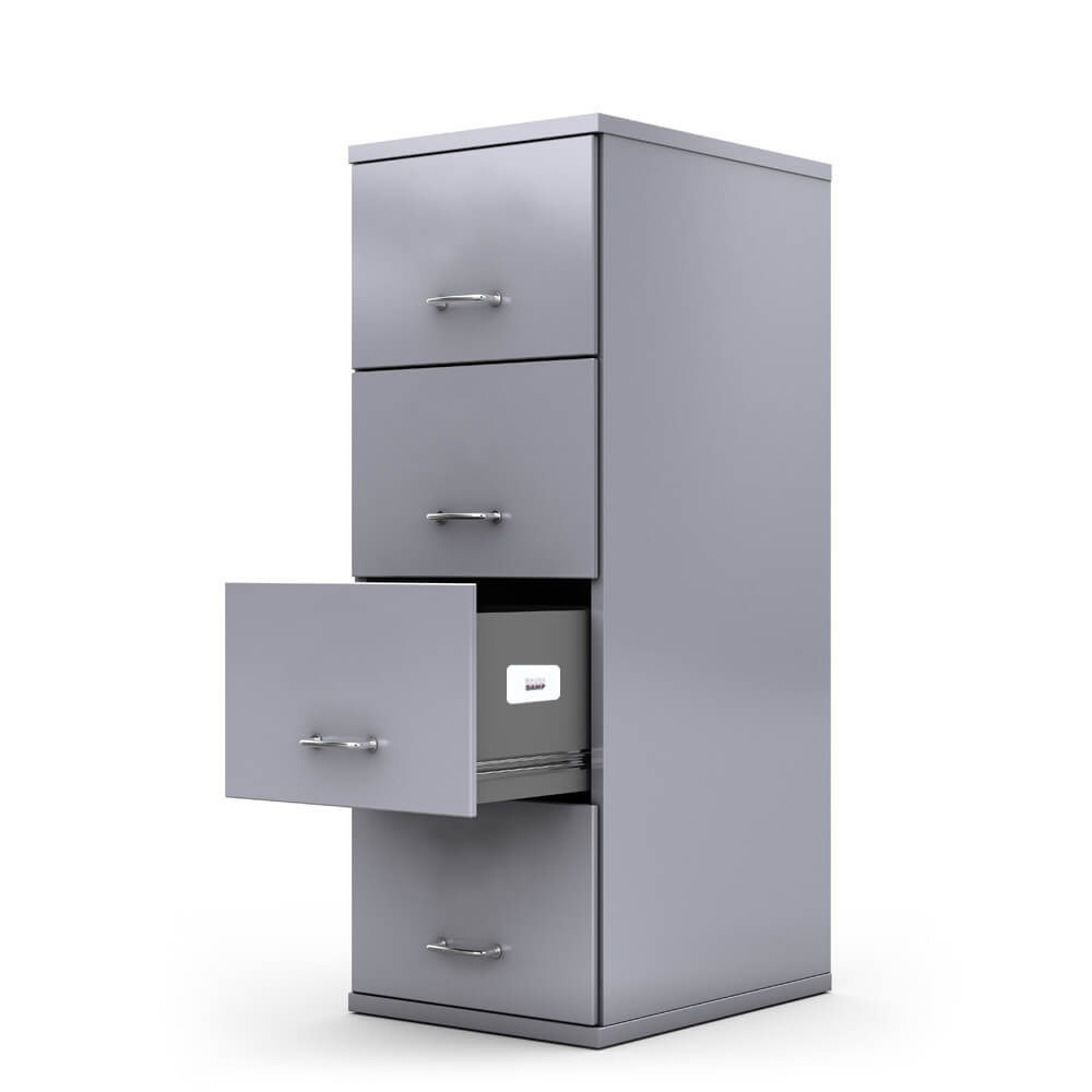MagnaDamp Noise Vibration Harshness NVH File Cabinet