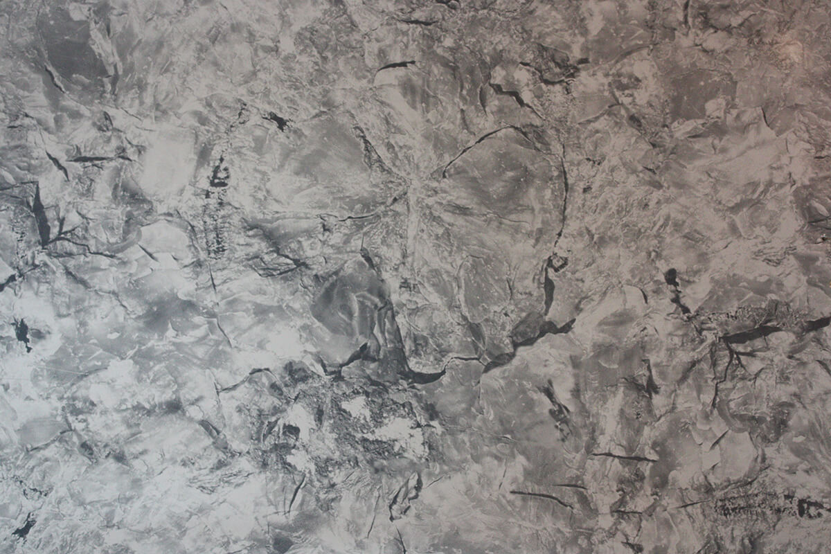RepliKote Printed Pre-Finished Sheet Metal Faux Stone Faceted Marble