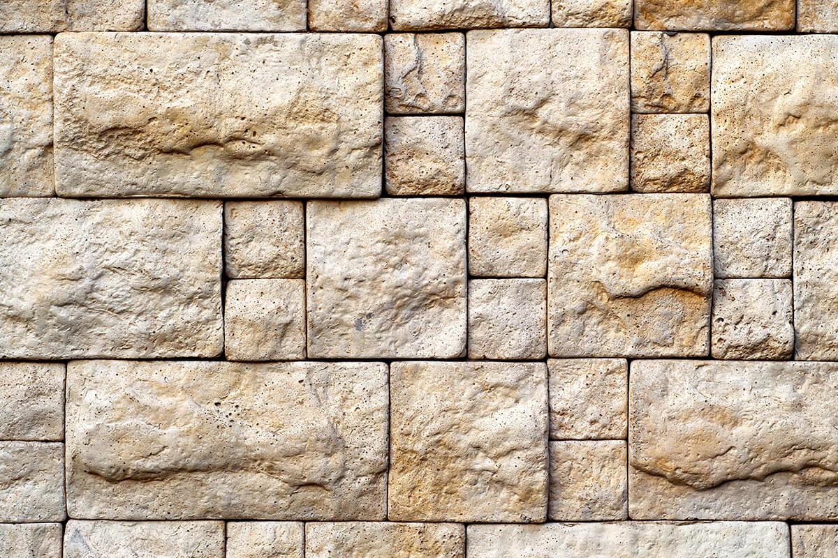 Replikote Pre-Finished Metals That Replicate Look Of Mesa Brick Stone